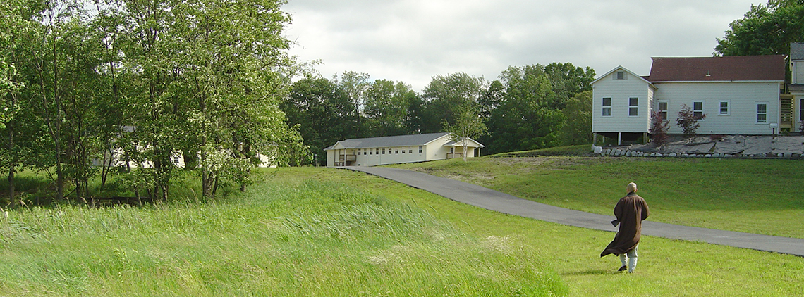 buddhist retreat center