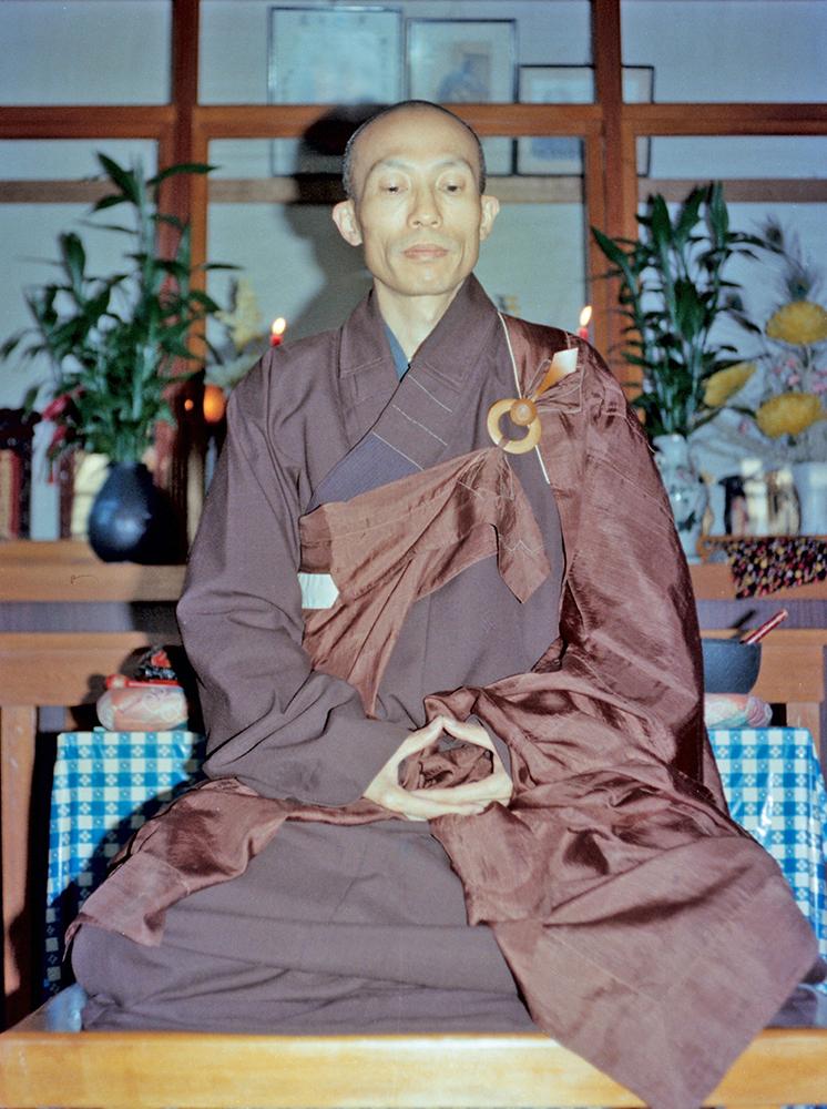 Chan Master Sheng Yen 1979